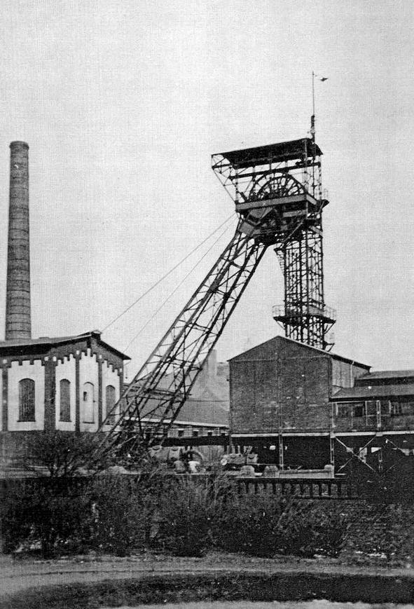 4-Zeche-Freie-Vogel-&-Unverhofft-Schacht-2-um-1907-Meier